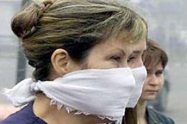 Киевские учителя шьют маски