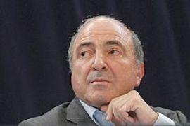Березовский добился ареста части наследства Патаркацишвили