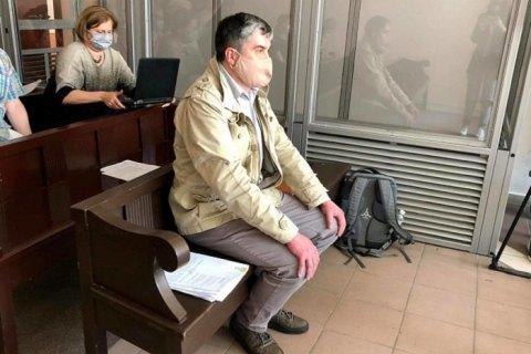 Во Львове суд арестовал защитника памятников Василия Петрика с залогом 567 тыс. гривен