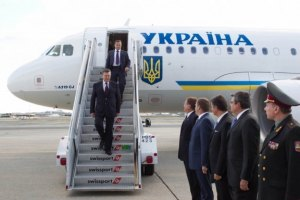 Янукович не їздить в ЄС через вибіркове правосуддя