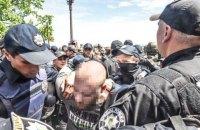 На акциях 8-9 мая задержали 89 человек