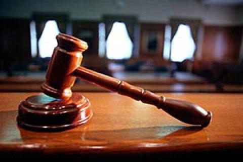 Суд на 3 роки обмежив волю чоловікові, який зруйнував пам'ятник Шевченку в Стрию