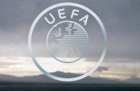УЄФА оштрафувала на 30 000 євро Асоціацію футболу Англії за поведінку вболівальників під час матчу з Данією