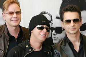 В Киеве выступят Depeche Mode