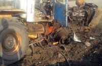 Біля Маріуполя під час польових робіт знову підірвався трактор