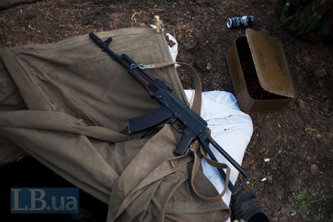 С начала суток боевики 16 раз обстреляли позиции ООС на Донбассе