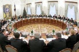 Ющенко срочно созывает СНБО