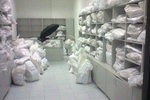 БЮТ: погром в Каневе призван замести следы фальсификаций