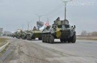 Во Львове активизировались военные