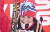 Норвезька лижниця стала найбільш титулованою спортсменкою в історії зимових олімпіад