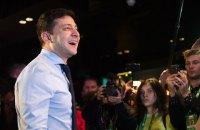 """За Зеленського в другому турі готові проголосувати 71,4% виборців, - опитування """"Рейтингу"""""""
