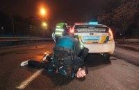 У Києві працівник мийки на авто клієнта потрапив у ДТП і погрожував зґвалтувати поліцейських (оновлено)