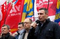 Кличко говорит, что Киев ему еще интересен