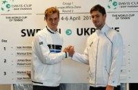 Смирнов разгромил лидера шведской сборной в Кубке Дэвиса