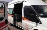 28 детей госпитализированы в Запорожье из-за распыления газового баллона