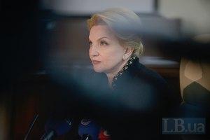 Уровень финансирования медицины в Украине ежегодно возрастает, - Богатырева