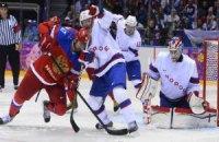 Росія розгромила Норвегію у матчі плей-офф Олімпіади