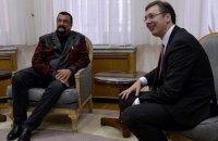 Стивен Сигал стал гражданином Сербии