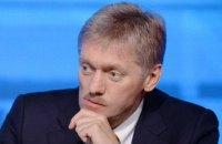"""В Кремле назвали заявление Захарченко о """"Малороссии"""" его """"личной инициативой"""""""