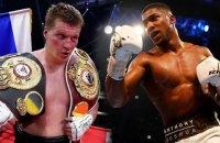 Два украинских боксера помогают Поветкину готовиться к бою с Джошуа