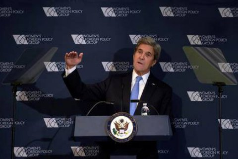Керрі: санкції завадили очікуванням Росії, що можна легко дістатися до Києва