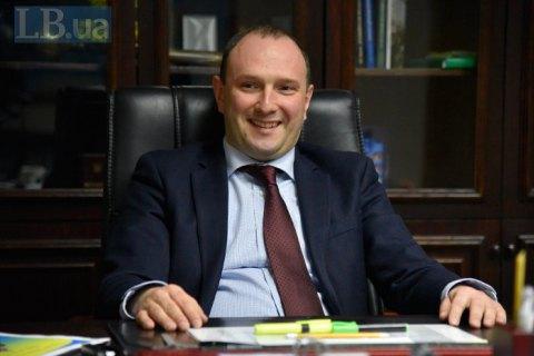 Глава СЗР Божок призначений заступником міністра закордонних справ