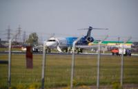 У Таллінні здійснив аварійну посадку літак, що летів з Києва
