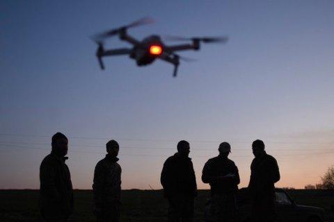 Штаб ООС підтвердив бойове поранення через скинуту з дрона гранату