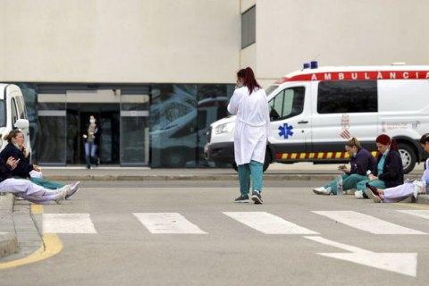 Количество умерших от коронавируса в Испании превысило 4 тысячи человек, вылечились 7 тысяч