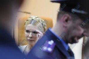 Тимошенко знову не дозволили зустрітися з Яценюком і Турчиновим