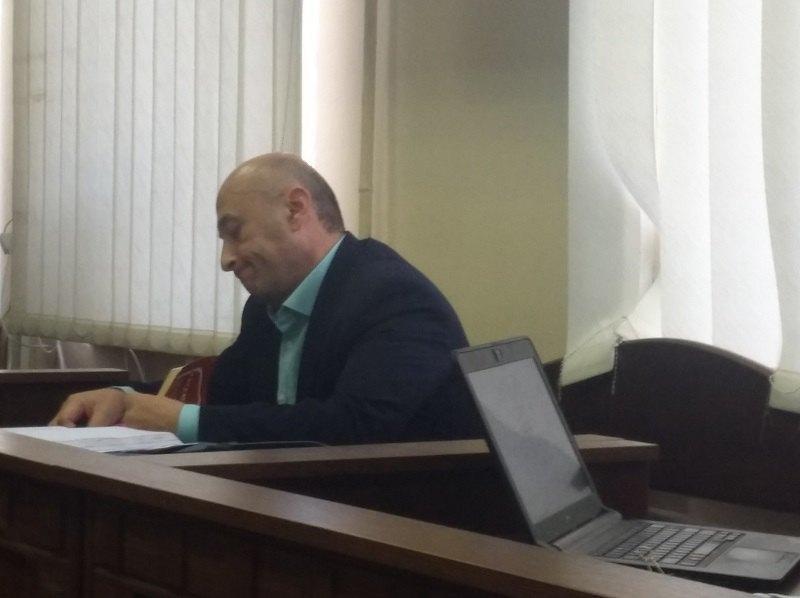 Прокурор Микола Ніколаєв