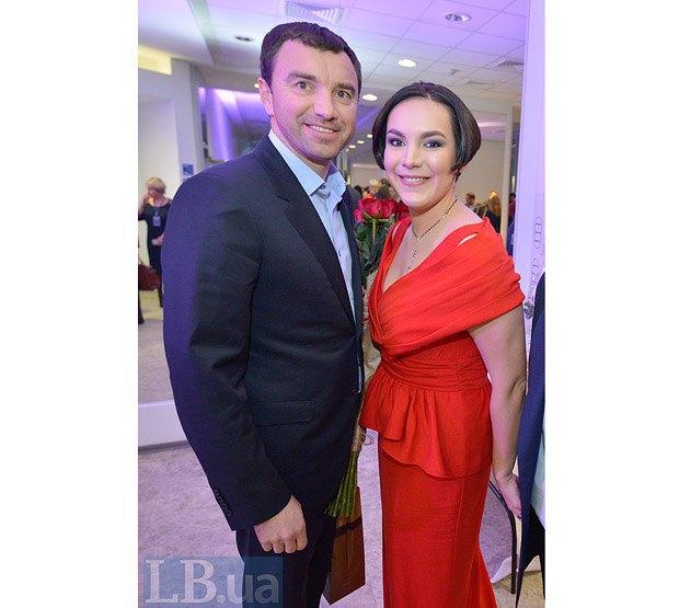 Соня Кошика и Андрей Иванчук