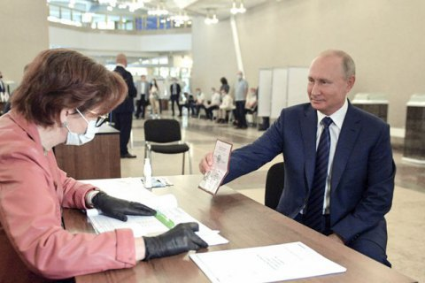 Путін, Конституція і Україна. Від вторгнення до диверсії