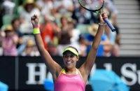 """""""Тинейджер"""" из США убрала уже третью сеяную теннисистку на AusOpen"""