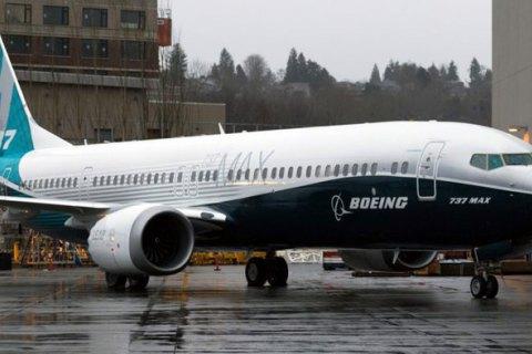 Boeing підписала контракт на 200 нових літаків серії МАХ