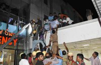 Из-за давки на ж/д станции в Индии погибли 22 человека