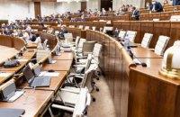 Словакия внесет изменения в Конституционный закон о госбезопасности для продолжения чрезвычайного положения