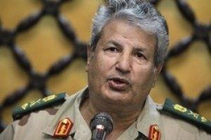 Убит командующий войсками ливийских мятежников