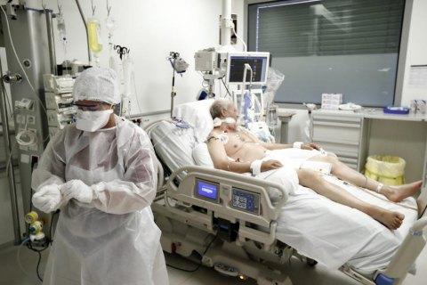 Найбільше нових інфікованих COVID-19 за добу виявили на Тернопільщині