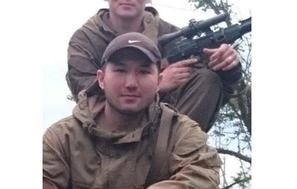 Кульмухаметов Кирилл Димович, разведчик-снайпер, позывной «Пуля»