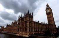 Великобританія оголосила надзвичайну ситуацію в сфері навколишнього середовища