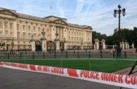 Мужчина с мечом напал на полицейских у Букингемского дворца в Лондоне