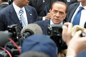 5 итальянских телеканалов оштрафованы за интервью с Берлускони