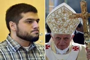 Немецкого исламиста выслали из Фрайбурга перед визитом папы Римского