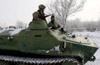 В зоні ООС провели навчання протитанкові мотопіхотні бригади