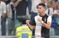 Роналду в матче Серии А развил феноменальную скорость