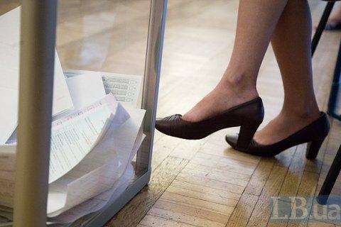 На избирательном участке в Луцке пропала печать и документация