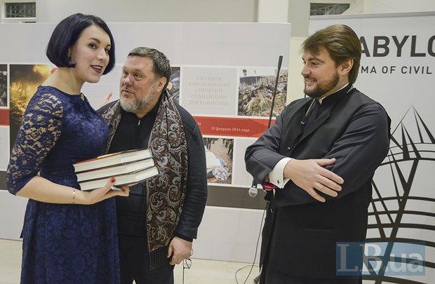 Архимандрит Филипп (Жигулин) и митрополит Александр Дабинко