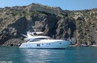 В Крыму остается одна яхта под флагом Великобритании