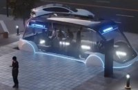 Илон Маск представил подземный электробус